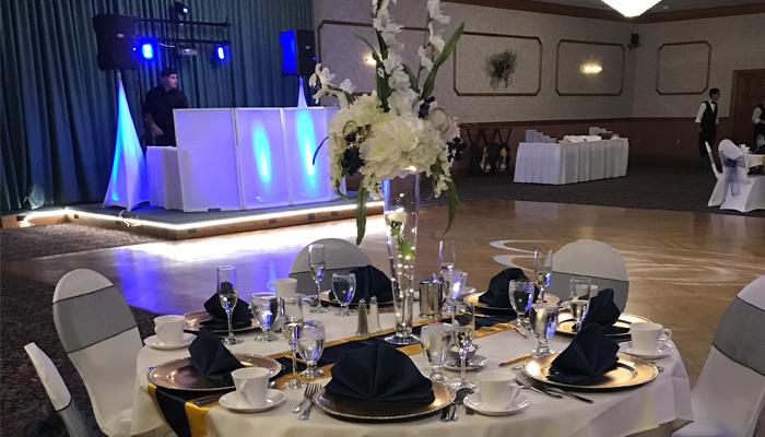 Venue Set Up For Event, Wedding Venue, Event Venue, Event Rental, Event Hall Rental
